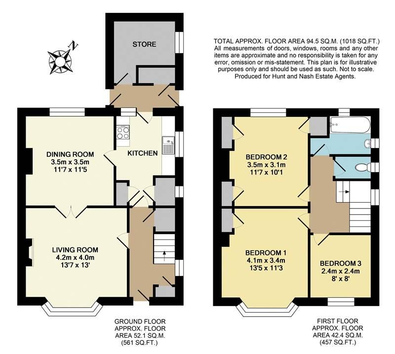 Residential Property Details, BOURNE END, Bucks Hunt